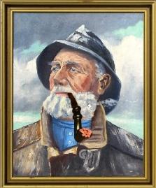 Det klassiske skipper-billede; nu med lakridsopibe. Billede fra http://www.dagens.dk.